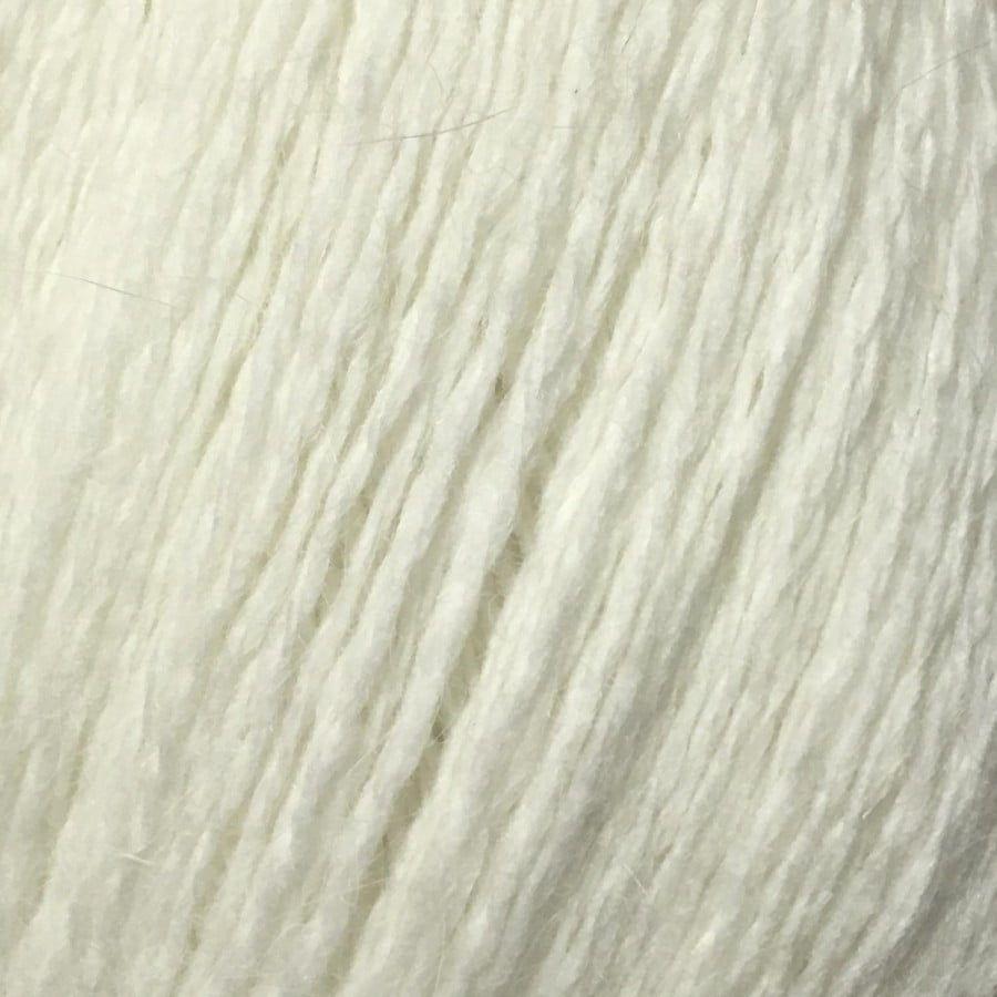 Пряжа Норка 801 белый